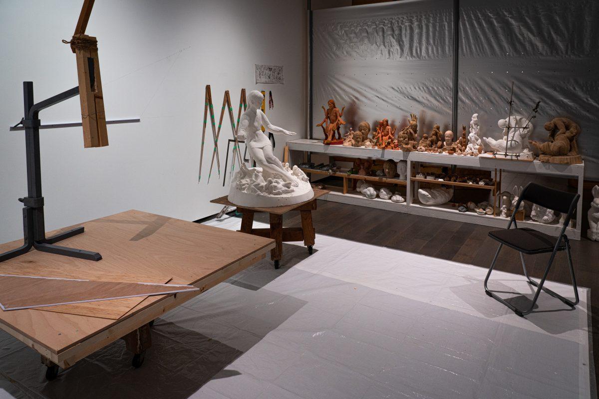 """TSUKAMOTO Etsuo, Installation view  """"Hirosaki Encounters""""Photo: Sho Shibata"""