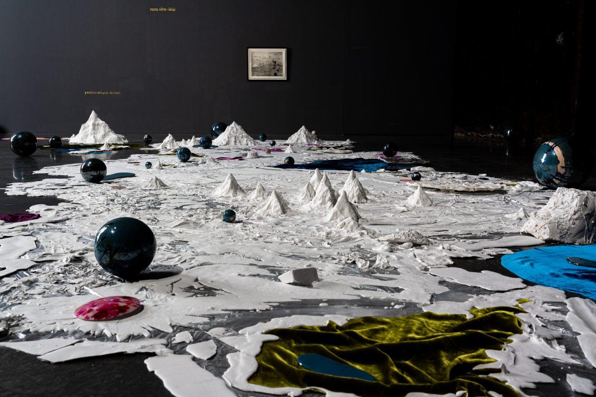 "SAITO Lei, Installation view  ""Hirosaki Encounters""Photo: Sho Shibata"